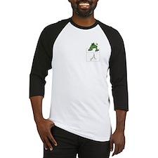 Pocket Pal Frog - Any Initial/Name Baseball Jersey