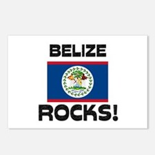 Belize Rocks! Postcards (Package of 8)