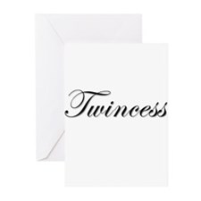 Twincess - Greeting Cards (Pk of 20)