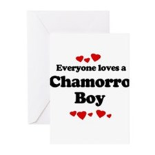 Everyone loves a Chamorro Greeting Cards (Pk of 20