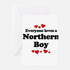 Unique Love everybody Greeting Cards (Pk of 20)