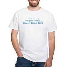 Loves South Bend Girl Shirt