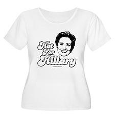 Hot for Hillary T-Shirt