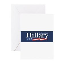 Unique Woman president Greeting Cards (Pk of 20)