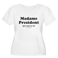 Cute Woman president T-Shirt