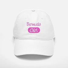 Bermuda girl Baseball Baseball Cap