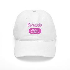 Bermuda girl Baseball Cap