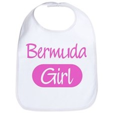 Bermuda girl Bib