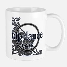 tap dance cafe Small Small Mug
