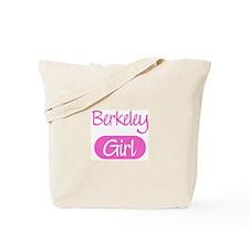 Berkeley girl Tote Bag