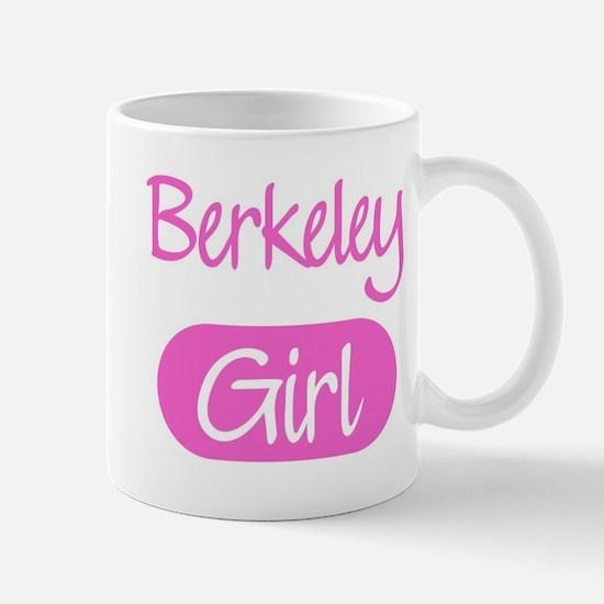 Berkeley girl Mug