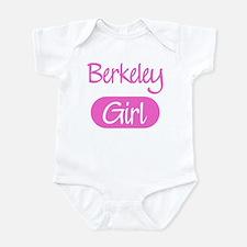 Berkeley girl Onesie