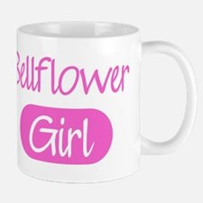 Bellflower girl Mug