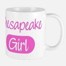 Chesapeake girl Mug