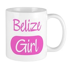 Belize girl Mug