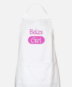 Belize girl BBQ Apron