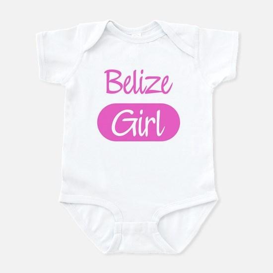 Belize girl Infant Bodysuit