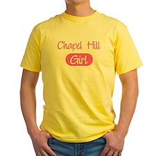 Chapel Hill girl T