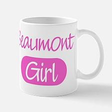 Beaumont girl Mug