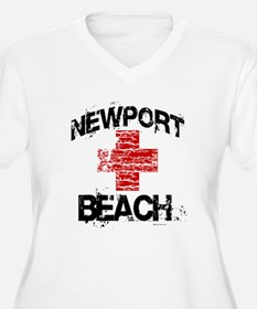 Newport Beach Lifeguard ~ T-Shirt