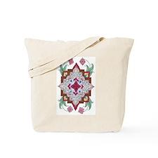 Mediterranean Tile Tote Bag