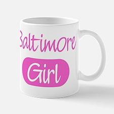 Baltimore girl Mug