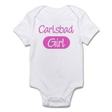 Carlsbad girl Infant Bodysuit