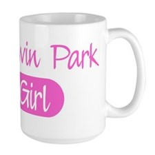 Baldwin Park girl Mug