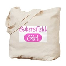 Bakersfield girl Tote Bag