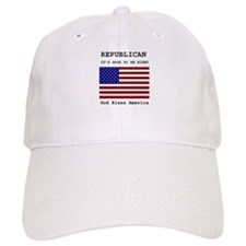 Republican It's good to be Right Baseball Cap