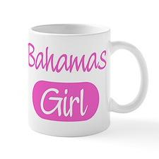 Bahamas girl Small Mug