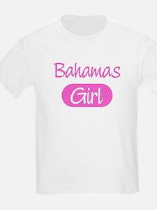 Bahamas girl T-Shirt