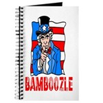 Uncle Sam Bamboozle Journal