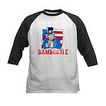 Uncle Sam Bamboozle Kids Baseball Jersey