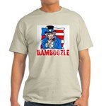 Uncle Sam Bamboozle Ash Grey T-Shirt