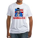 Uncle Sam Bamboozle Fitted T-Shirt