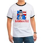 Uncle Sam Bamboozle Ringer T