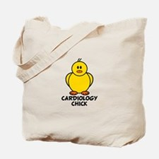 Cardiology Chick Tote Bag