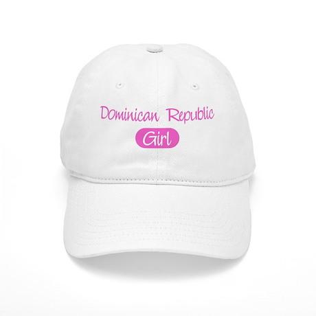 Dominican Republic girl Cap