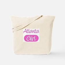 Atlanta girl Tote Bag