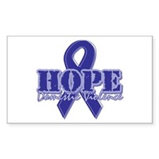 Hope - Lupus Rectangle Decal