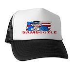 Uncle Sam Bamboozle Trucker Hat