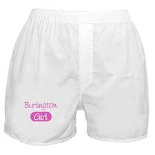 Burlington girl Boxer Shorts