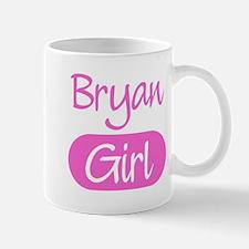 Bryan girl Mug