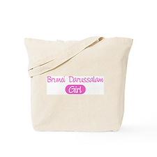 Brunei Darussalam girl Tote Bag