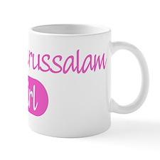Brunei Darussalam girl Mug