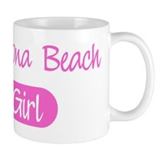 Daytona Beach girl Mug