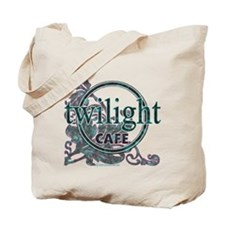 twilight cafe Tote Bag