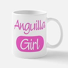 Anguilla girl Mug