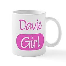 Davie girl Mug